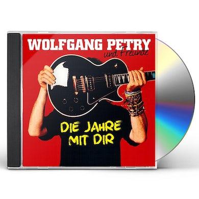 Wolfgang Petry DIE JAHRE MIT DIR CD