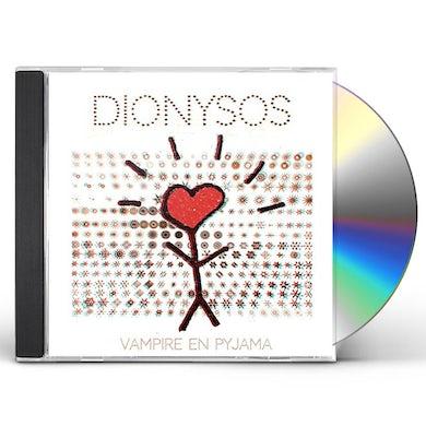 Dionysos VAMPIRE EN PYJAMA CD