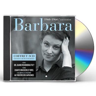 BARBARA 1960-1964 L'ASCENSION CD