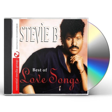 Stevie B. BEST OF LOVE SONGS CD