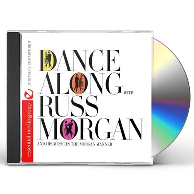 Russ Morgan DANCE ALONG WITH CD