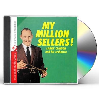 MY MILLION SELLERS CD