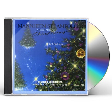 Mannheim Steamroller FRESH AIRE CHRISTMAS CD