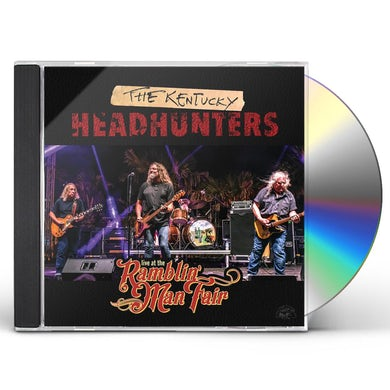 Kentucky Headhunters LIVE AT THE RAMBLIN' MAN FAIR CD