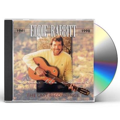Eddie Rabbitt LAST RECORDINGS CD