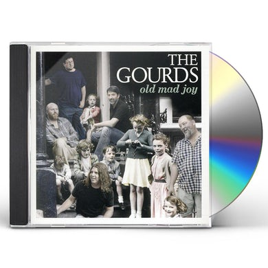 Gourds OLD MAD JOY CD