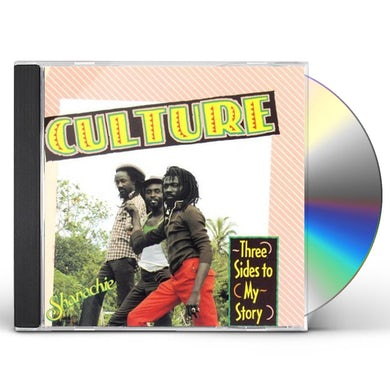Culture THREE SIDES TO MY STORY CD