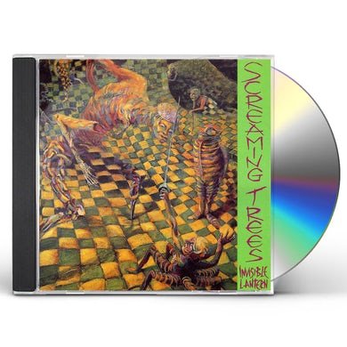 Screaming Trees INVISIBLE LANTERN CD