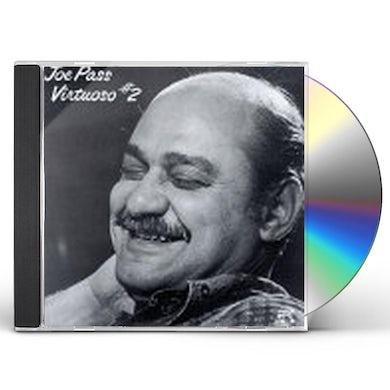 Joe Pass VIRTUOSO 2 CD
