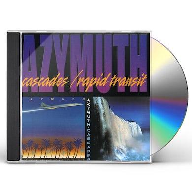 Azymuth CASCADES & RAPID TRANSIT CD