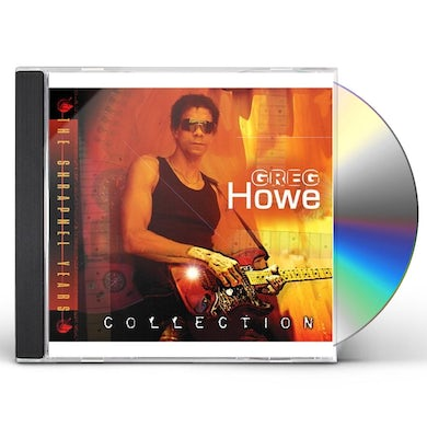 Greg Howe COLLECTION: THE SHRAPNEL YEARS CD