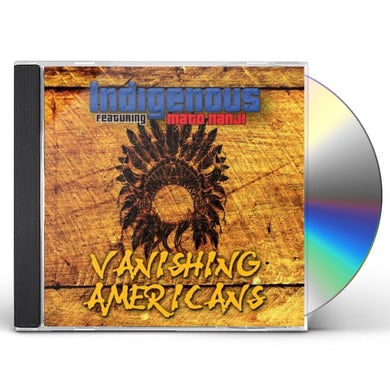 Indigenous VANISHING AMERICANS CD