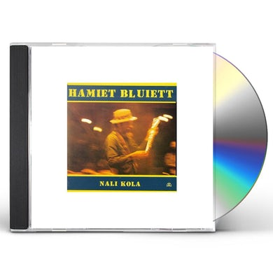 Hamiet Bluiett NALI KOLA CD