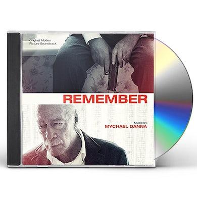 Mychael Danna REMEMBER / Original Soundtrack CD