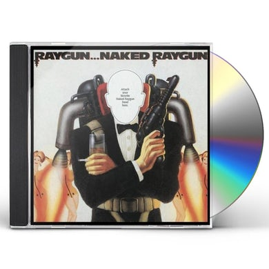 Raygun Naked Raygun CD