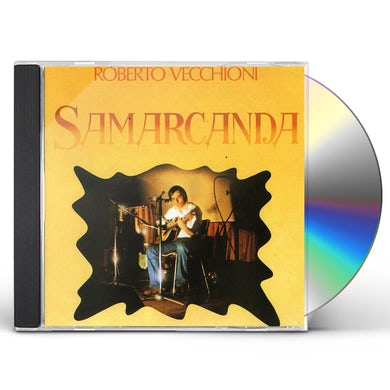 Roberto Vecchioni SAMARCANDA CD