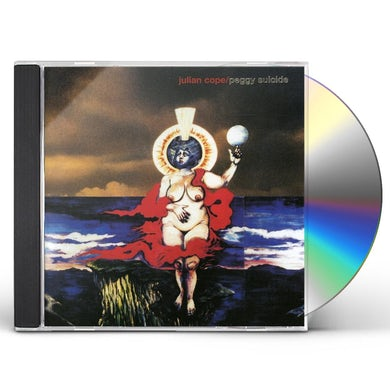 Julian Cope PEGGY SUICIDE CD