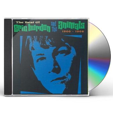 Eric Burdon / The Animals BEST OF 1966-68 CD