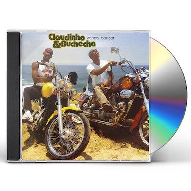 Claudinho & Buchecha VAMOS DANCAR CD