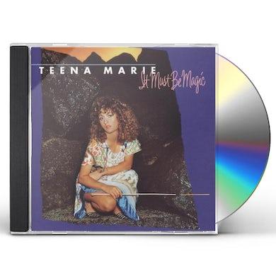 Teena Marie IT MUST BE MAGIC CD