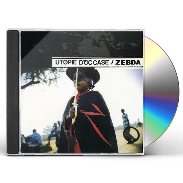 Zebda UTOPIE D'OCCASE CD
