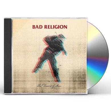 Bad Religion DISSENT OF MAN CD