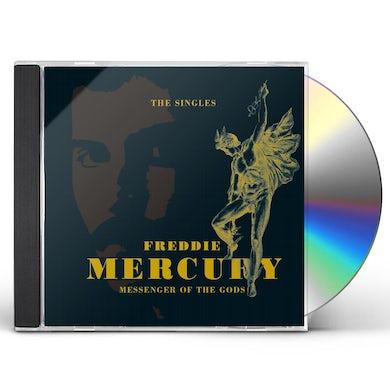 Freddie Mercury MESSENGER OF THE GODS CD