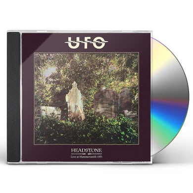 Ufo  Headstone CD