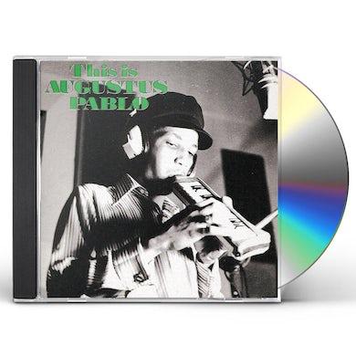 THIS IS AUGUSTUS PABLO CD