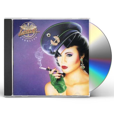 Lime CAROLINE CD