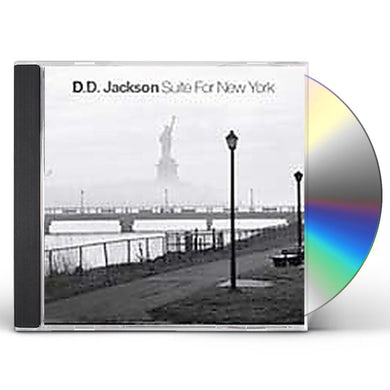 D.D. Jackson SUITE FOR NEW YORK CD