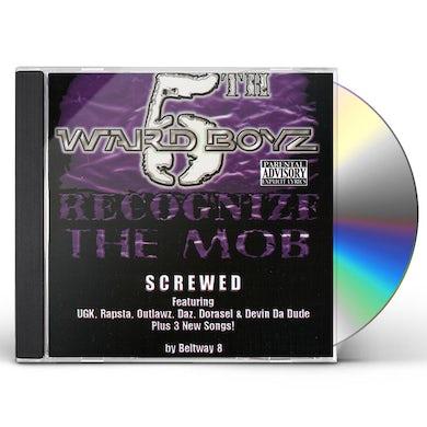 5th Ward Boyz RECOGNIZE THA MOB CD