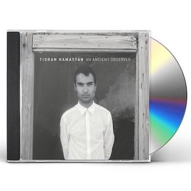 Tigran Hamasyan AN ANCIENT OBSERVER CD