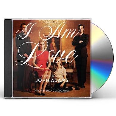 John Adams I AM LOVE / Original Soundtrack CD