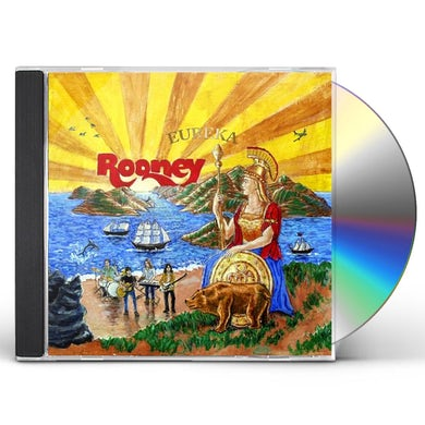 Rooney EUREKA CD