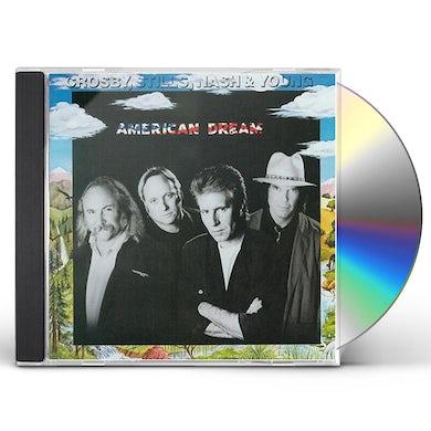 Crosby, Stills, Nash & Young AMERICAN DREAM CD