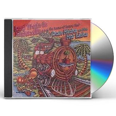 Dan Hicks LAST TRAIN TO HICKSVILLE CD