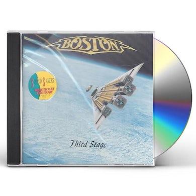 Boston THIRD STAGE CD