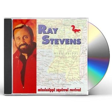 Ray Stevens MISSISSIPPI SQUIRREL REVIVAL CD