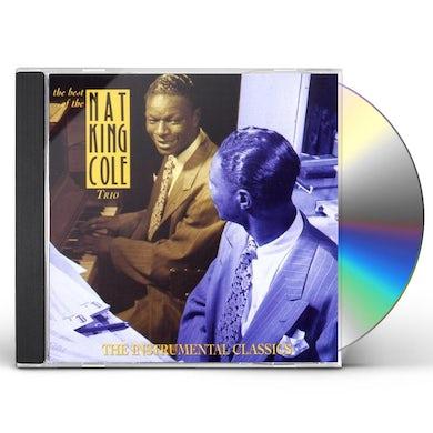 Nat King Cole BEST OF INSTRUMENTAL CLASSICS CD