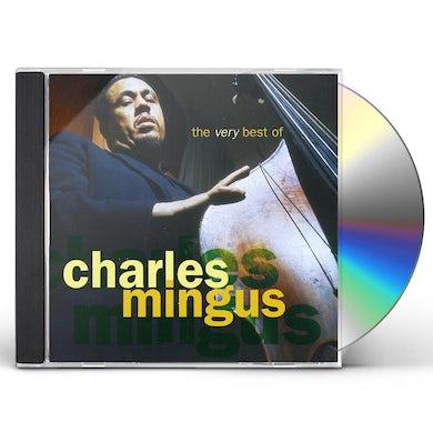 VERY BEST OF CHARLES MINGUS CD