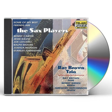 Ray Brown SAX PLAYERS CD