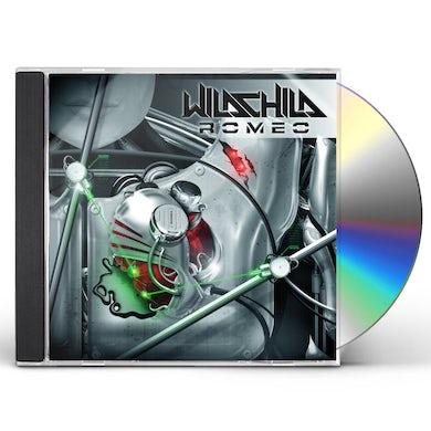 Wildchild ROMEO EP CD