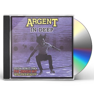 Argent IN DEEP CD