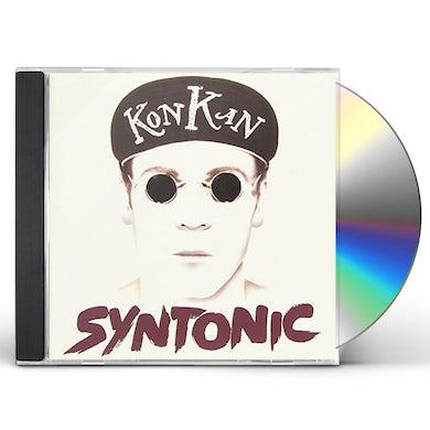 Kon Kan SYNTONIC CD