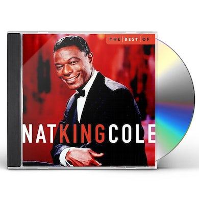 Nat King Cole BEST OF CD