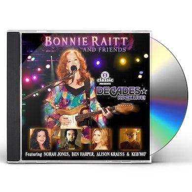 BONNIE RAITT & FRIENDS CD