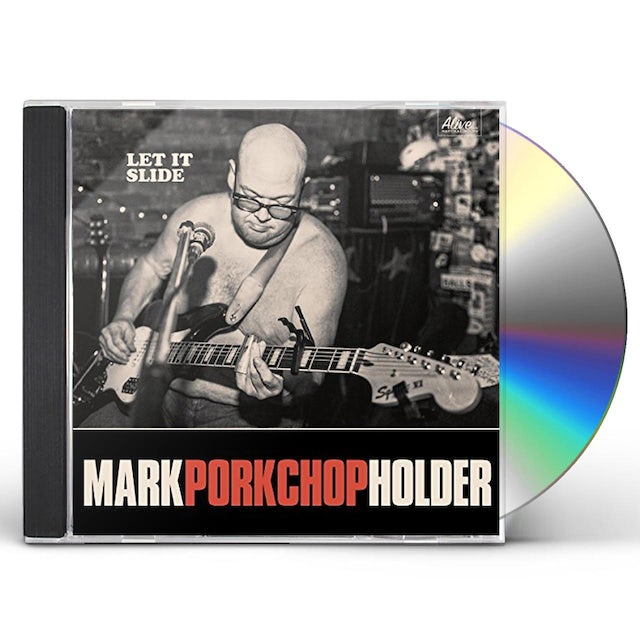 Mark Porkchop Holder LET IT SLIDE CD
