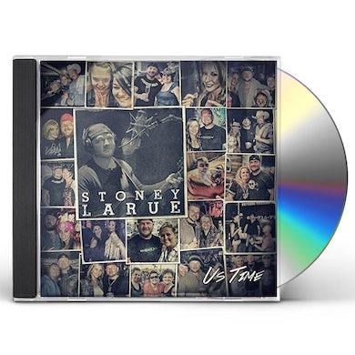 Stoney Larue US TIME CD
