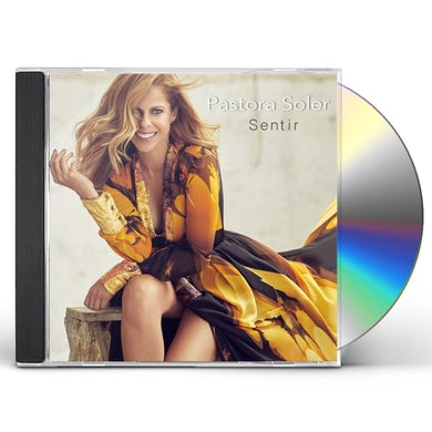 Pastora Soler SENTIR CD